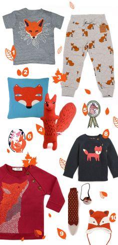 Shopping de renards chez Les Moustachoux - the foxy mother load!