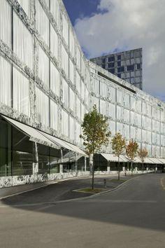 Allianz Headquarters / Wiel Arets Architects