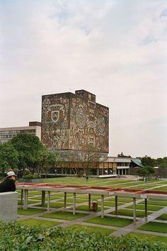 Biblioteca de la Universidad Nacional Autónoma México
