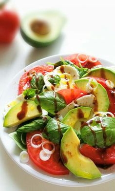Best Salad Recipes, Diet Recipes, Healthy Recipes, Healthy Meal Prep, Healthy Eating, Great Dinner Recipes, Cafe Food, Italian Recipes, Good Food