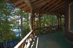 The Adirondack Great Camp of U.S. Vice President Levi Morton - Curbed