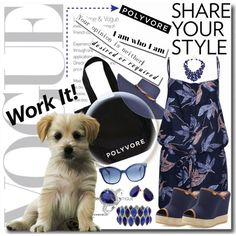 WORK IT ! -POLYVORE BAG by purplerose27 on Polyvore featuring polyvore fashion style Tory Burch M&Co Bling Jewelry Joules Boohoo Fendi