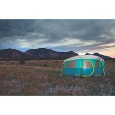 Enter for FREE to win a Coleman 8 Person Tenaya Lake Fast Pitch Cabin Tent with Closet worth $199!