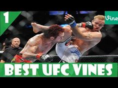 Best UFC New Vines Compilation - Vines OF UFC - Vines Of Sports - UFC Vines 2015 - YouTube