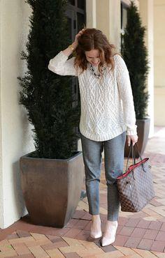 Sweater work wear