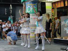 Kawaii Girl, Wii U, Beautiful Asian Women, Pop Group, Asian Woman, Cheer Skirts, Harajuku, Entertainment, Japan