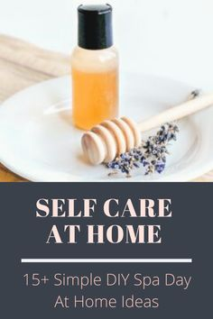 "Everyone needs some extra self care at home right now. Try one of these 15 simple DIY ""spa day at home"" ideas that will help you pamper yourself and destress! Everyone needs some extra self care at home right now. Try one of these 15 day ideas at home Diy Spa Day, Spa Day At Home, Home Spa, Best Birthday Gifts, Birthday Gifts For Women, Birthday Fun, Simple Diy, Easy Diy, Spa Tag"