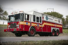 FEATURE: FDNY 1996 HME Saulsbury Rescue 5