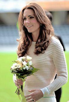 Mum Kate : Princess Charlotte Elizabeth Diana