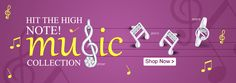 Music Collection  http://www.jewelcountry.in/collections/musical-notes