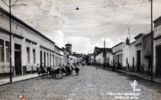 CALLE DE ABASOLO Hacia 1945