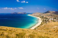 Playa de Porto Santo, Porto Santo, Madeira