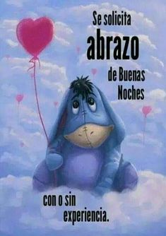 Good Night Messages, Cute Messages, Good Night Quotes, Bee Embroidery, Quotes En Espanol, Good Night Sweet Dreams, Mr Wonderful, Good Night Image, Eeyore