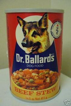 Dr Ballard Dog Food