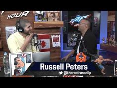 Comedian Russell Peters Discusses the Hot Topics in MMA - http://lovestandup.com/russell-peters/comedian-russell-peters-discusses-the-hot-topics-in-mma/