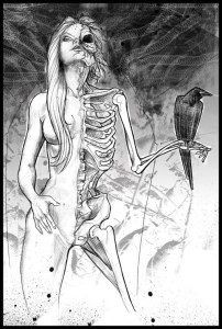 Hel – Filha de Loki com a giganta Agrboda e irmã do lobo Fenrir e da Serpente de Midgard, Hel foi banida por Odin para as profundezas no Niflheim, em uma zona ao lado do rio Nastronol, que ficou conhecida como Helheim. Hel cuida das almas daqueles de morreram de velhice ou doença. Ao contrário do que é comum se pensar, Hel não era uma deusa boa nem má, apenas justa. Era representada como uma mulher metade linda e metade em decomposição, e seu nome deu origem à palavra Hell, inglês para…