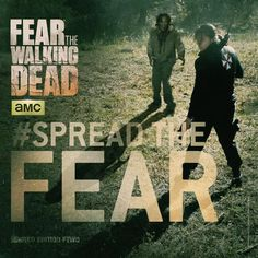 Are you prepared to #SpreadTheFear tonight? @raaachellla isn't messing around. #FearTWD