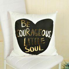 Bling Sequin Bronzing Pillowcase Pillows Case Cover Pillow Art Stripe Lips Eyelash Black White Gold Bedroom Home Decorative Sofa Cushion Covers, Cushions On Sofa, Throw Pillow Covers, Throw Pillows, Gold Decorative Pillows, Gold Pillows, Black White And Gold Bedroom, White Bedroom, Teen Bedroom