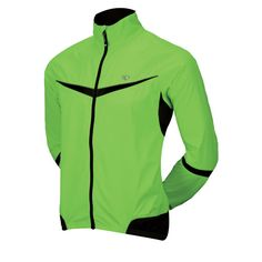 Pearl Izumi Barrier Jacket Size Medium in Yellow or Green from Nashbar