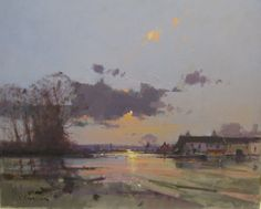 Peter Wileman Fine Art Paintings | Opening Exhibition - Peter Wileman PROI FRSA ARSMA