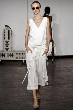 Juan Carlos Obando Spring 2015 Ready-to-Wear - Collection - Gallery - Look 1 - Style.com