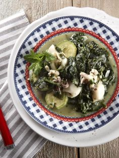 kalamarakia spanaki psi Greek Recipes, Fish Recipes, Cafe Design, Types Of Food, Seafood, Cooking Recipes, Chicken, Meat, Greek Beauty