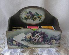 """Кухня ручной работы. Ярмарка Мастеров - ручная работа Короб для чая """"Вальс цветов"""". Handmade."""