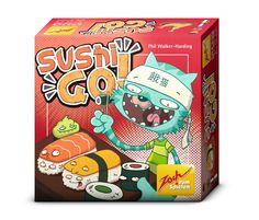 Noris Spiele 601105074 - Sushi Go, Kartenspiel: Amazon.de: Spielzeug