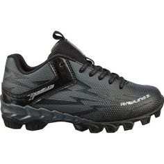 Rawlings Boys' Offsides Low Football Cleats