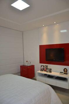 Residência, Maceió Al: Quartos  por Cris Nunes Arquiteta