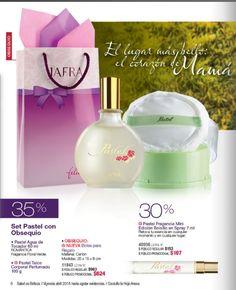 Set Pastel por el Dia de la Madre. Productos mexicanos