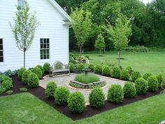 French+Garden+Design   French Gardens - Landscape Design