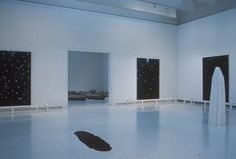Carnegie International 1988 at Carnegie Museum of Art  Pittsburgh: installation view