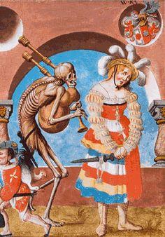 totentanz niklaus manuel.gif (279×400) | Costume ideas: German | Pint ...