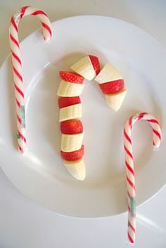 Candy Cane Christmas Crafts For Kids