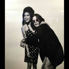 Amy Winehouse & Ozzy Osbourne                                                                                                                                                                                 More