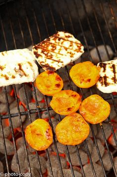 zomerzin - halloumi bbq by photo-copy, via Flickr