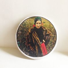 Little Edie #GreyGardens Magnet by UberDorkDesigns on #Etsy