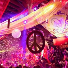 Flower power party @ pacha ibiza !
