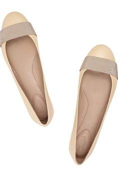 Flat / Chloe #shoes