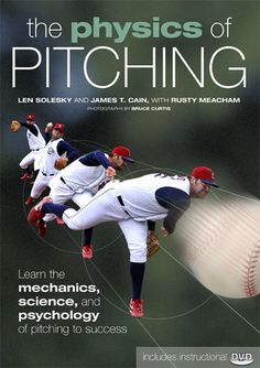 The math and science of baseball