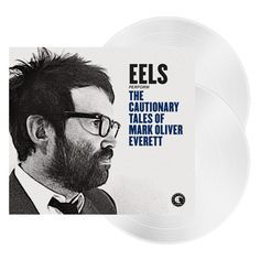 Eels - The Cautionary Tales Of Mark Oliver Everett Deluxe Double Clear Vinyl - TM Stores