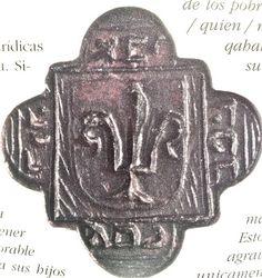 Sefardí Seal from Toledo