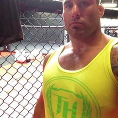 "Thank god this BEAST is on our team!!! UFC vet @mma_punisher aka Jason ""The Punisher"" Lambert ... Team True Honor!"
