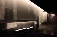 Sensai Select Spa | WORKS - CURIOSITY - キュリオシティ -