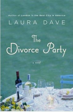 The Divorce Party. May not seem like it, but this book was very relatable and made me think deeply through out.