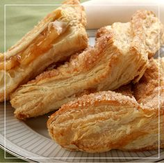 Click the image above to get the recipe for Mimi's French Apple Turnover #recipe