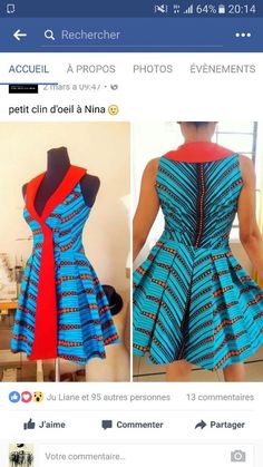 Very best african fashion inspiration ideas 7199 African Inspired Fashion, African Print Fashion, Africa Fashion, Tribal Fashion, Fashion Hub, Fashion Trends, African Print Clothing, African Print Dresses, African Fashion Dresses
