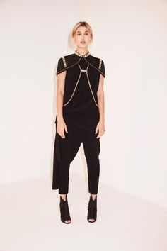 Sass & Bide shows off sparkling embroidery for its resort 2017 collection