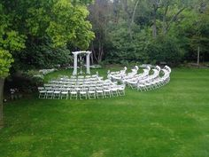 Wedding seating arrangement - just need a lot more seats